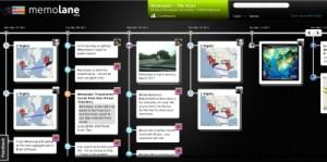 Memolane - Social Media memories in your personal scrapbook